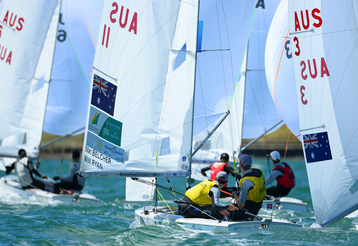2013 ISAF Sailing World Cup